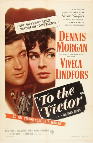 To the Victor - Movie Poster (thumbnail)