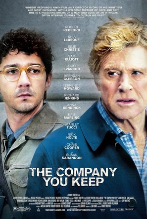 The Company You Keep - Movie Poster (thumbnail)