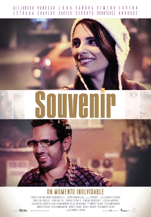 Souvenir - Colombian Movie Poster (thumbnail)