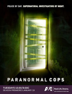 """Paranormal Cops"" - Movie Poster (thumbnail)"