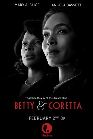 Betty and Coretta - Movie Poster (thumbnail)