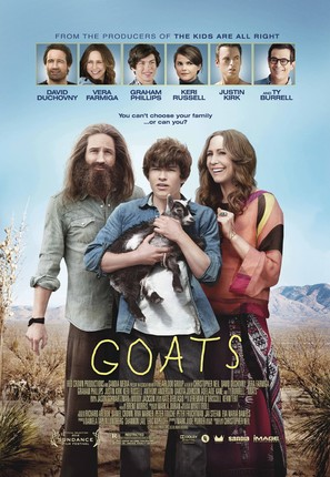 Goats - Movie Poster (thumbnail)