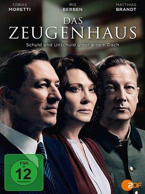 Das Zeugenhaus - German Movie Cover (thumbnail)