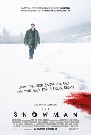 The Snowman - British Movie Poster (thumbnail)