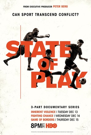 """""""State of Play"""" - Movie Poster (thumbnail)"""