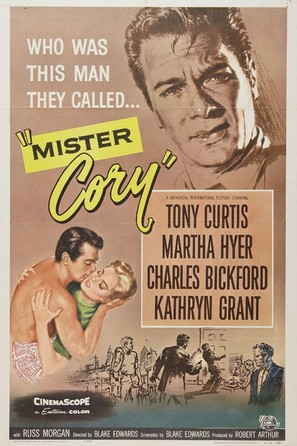 Mister Cory - Movie Poster (thumbnail)
