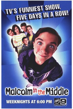 """""""Malcolm in the Middle"""" - Movie Poster (thumbnail)"""