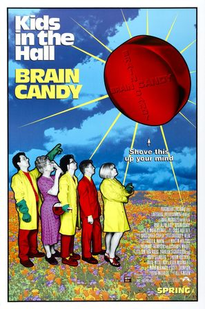 Kids in the Hall: Brain Candy - Movie Poster (thumbnail)