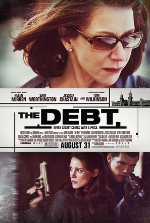 The Debt - Movie Poster (thumbnail)