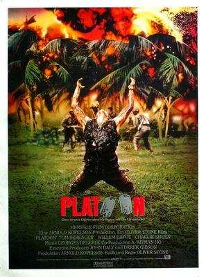 Platoon - Movie Poster (thumbnail)