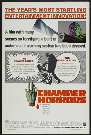 Chamber of Horrors - Movie Poster (thumbnail)
