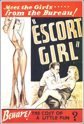 Escort Girl - Movie Poster (thumbnail)