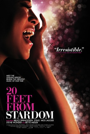 Twenty Feet from Stardom - Movie Poster (thumbnail)