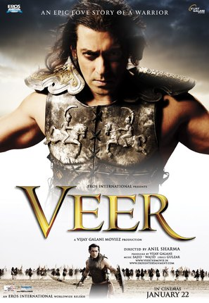 Veer - Indian Movie Poster (thumbnail)
