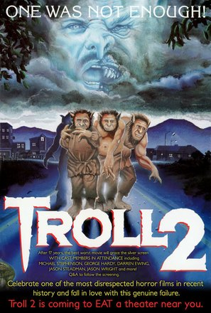 Troll 2 - British Movie Poster (thumbnail)