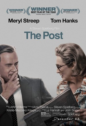 The Post - Movie Poster (thumbnail)