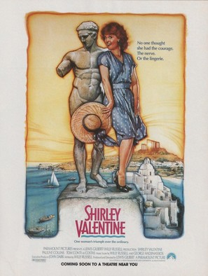 Shirley Valentine - Movie Poster (thumbnail)