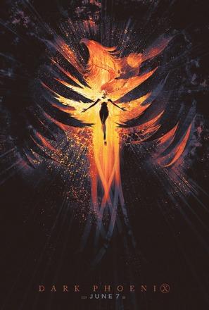 Dark Phoenix - Movie Poster (thumbnail)