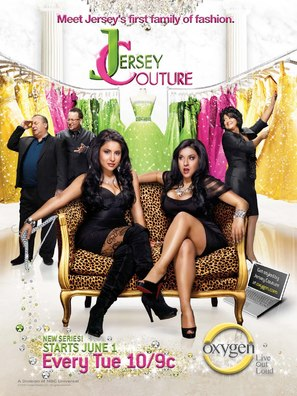 """""""Jersey Couture"""" - Movie Poster (thumbnail)"""