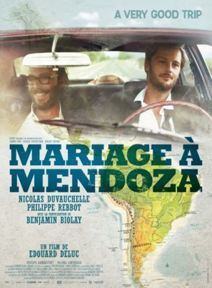Mariage à Mendoza - French Movie Poster (thumbnail)