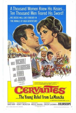 Cervantes - Movie Poster (thumbnail)