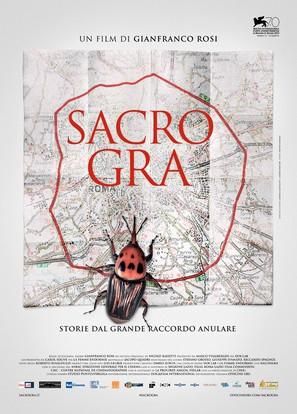 Sacro GRA - Italian Movie Poster (thumbnail)