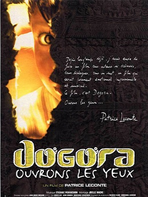 Dogora - Ouvrons les yeux - French Movie Poster (thumbnail)