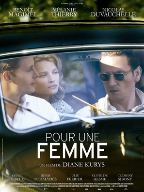 Pour une femme - French Movie Poster (thumbnail)