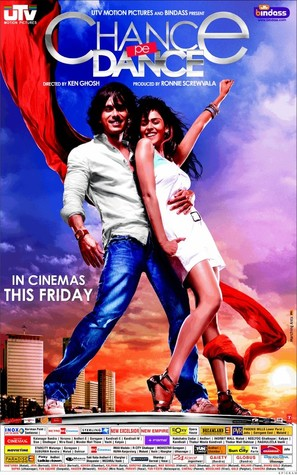 Chance Pe Dance - Indian Movie Poster (thumbnail)