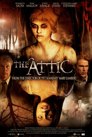 The Attic - Movie Poster (thumbnail)