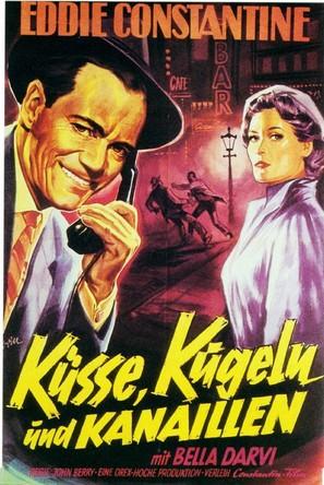 Je suis un sentimental - German Movie Poster (thumbnail)