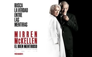 The Good Liar - Argentinian Movie Poster (thumbnail)