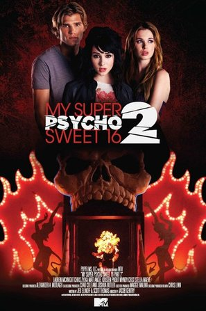 My Super Psycho Sweet 16: Part 2 - Movie Poster (thumbnail)