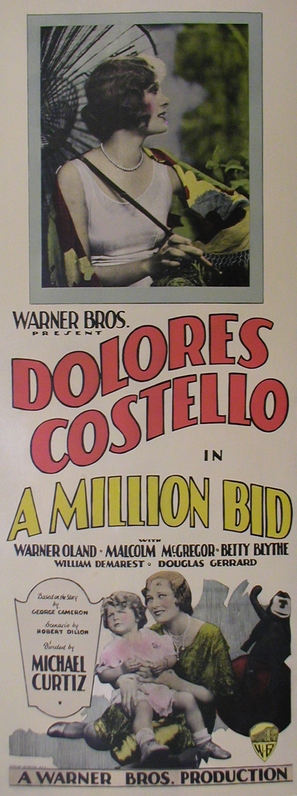 A Million Bid - Movie Poster (thumbnail)