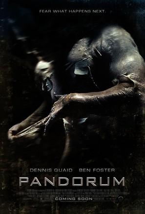 Pandorum - Movie Poster (thumbnail)