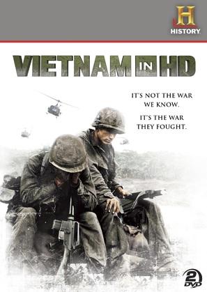 """Vietnam in HD"" - DVD cover (thumbnail)"