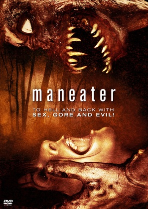 Maneater - Swedish Movie Cover (thumbnail)