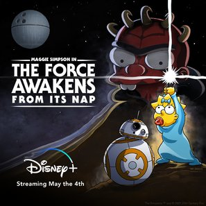 The Force Awakens from Its Nap - Movie Poster (thumbnail)