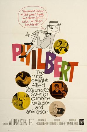 Philbert (Three's a Crowd) - Movie Poster (thumbnail)