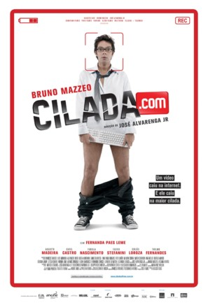 Cilada.com - Brazilian Movie Poster (thumbnail)