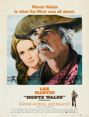 Monte Walsh - Movie Poster (thumbnail)