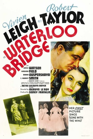 Waterloo Bridge - Movie Poster (thumbnail)