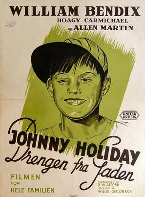 Johnny Holiday