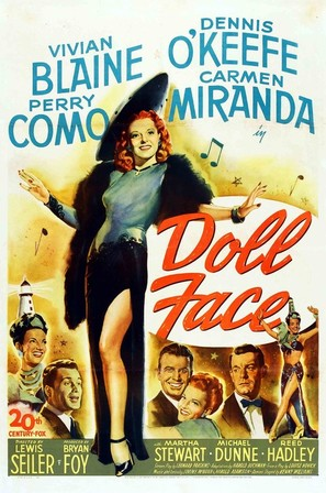Doll Face - Movie Poster (thumbnail)