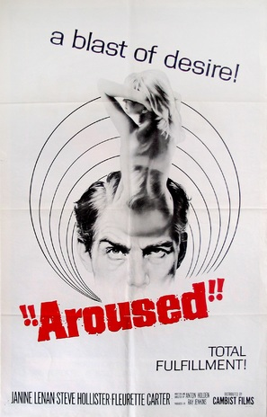 Aroused - Movie Poster (thumbnail)