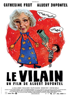 Le vilain - French Movie Poster (thumbnail)