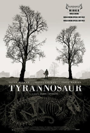 Tyrannosaur - British Movie Poster (thumbnail)