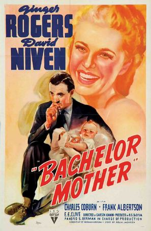 Bachelor Mother - Movie Poster (thumbnail)