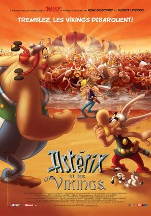Astèrix et les Vikings - Swiss Movie Poster (thumbnail)