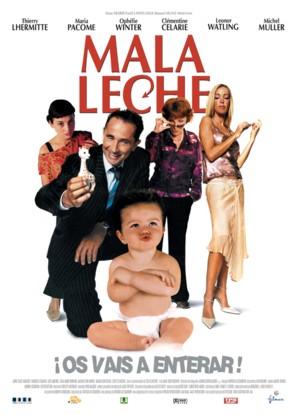 Mauvais esprit - Spanish Movie Poster (thumbnail)